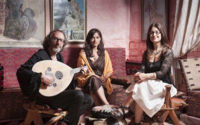 'Il canto libero delle stelle mediterranee' ad Algeri
