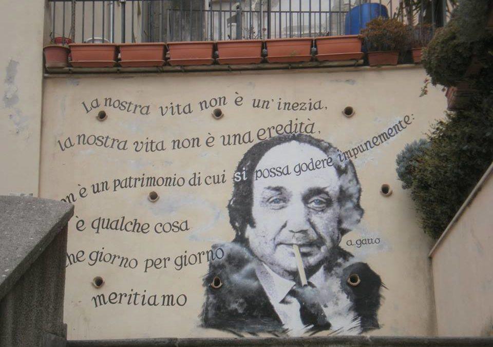 'Salerno e il poeta con la valigia. Alfonso Gatto nella sua città' RaiRadio3 – TreSoldi – 28 novembre-2 dicembre 2016