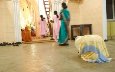 La Nazareth d'India e un Natale tra gli indù