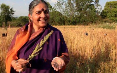 Fertilità in pericolo: la lunga attesa che fa calare le nascite e il seme sacro di Vandana Shiva